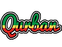 Qurban african logo