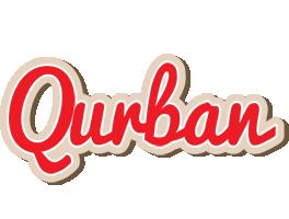 Qurban chocolate logo