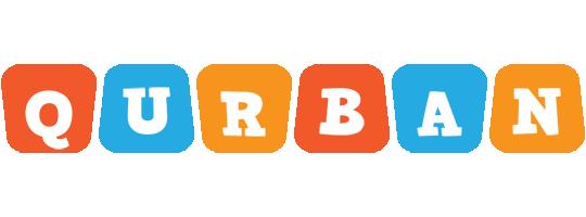 Qurban comics logo