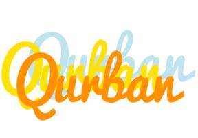 Qurban energy logo