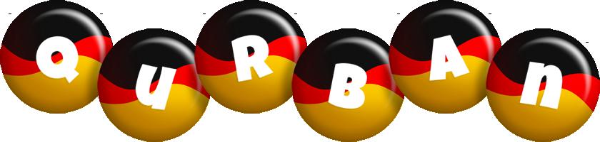 Qurban german logo