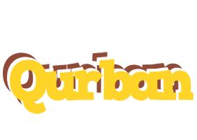 Qurban hotcup logo