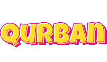 Qurban kaboom logo
