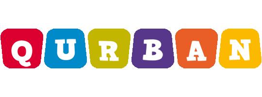 Qurban kiddo logo