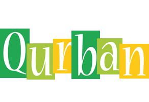 Qurban lemonade logo