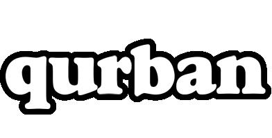 Qurban panda logo