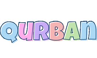 Qurban pastel logo