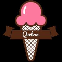 Qurban premium logo