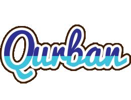 Qurban raining logo