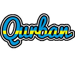 Qurban sweden logo