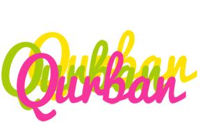Qurban sweets logo