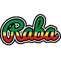 Raba african logo