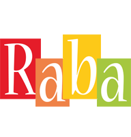 Raba colors logo