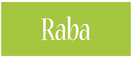 Raba family logo