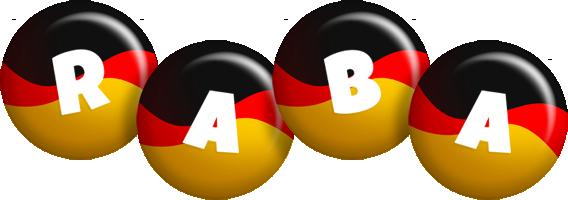 Raba german logo