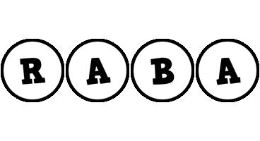 Raba handy logo