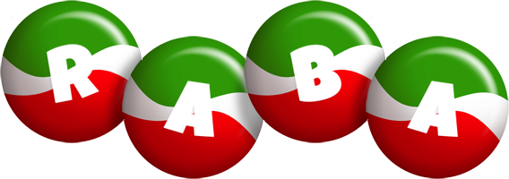 Raba italy logo