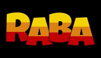 Raba jungle logo