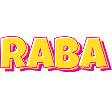 Raba kaboom logo