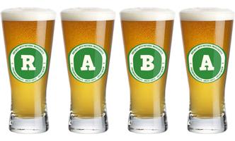 Raba lager logo