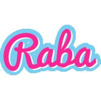 Raba popstar logo