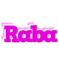 Raba rumba logo