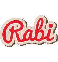 Rabi chocolate logo