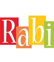 Rabi colors logo