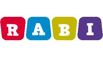 Rabi daycare logo