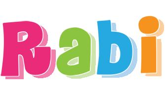 Rabi friday logo