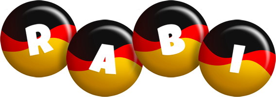 Rabi german logo