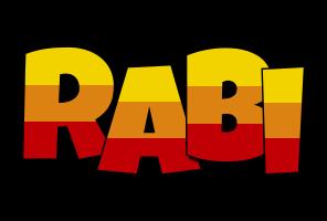 Rabi jungle logo