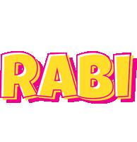 Rabi kaboom logo