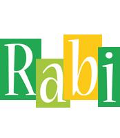 Rabi lemonade logo