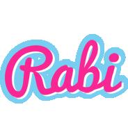 Rabi popstar logo