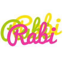 Rabi sweets logo