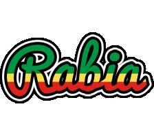 Rabia african logo