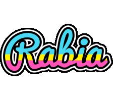 Rabia circus logo
