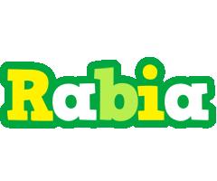 Rabia soccer logo
