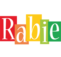 Rabie colors logo