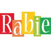 Rabie colors logo
