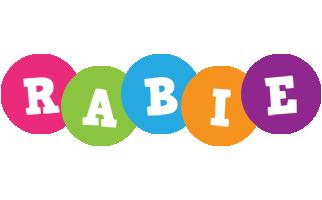 Rabie friends logo