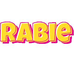 Rabie kaboom logo