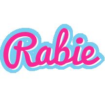 Rabie popstar logo