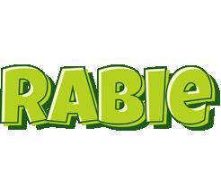 Rabie summer logo