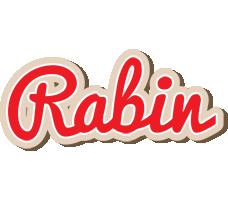 Rabin chocolate logo
