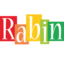 Rabin colors logo