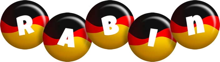 Rabin german logo