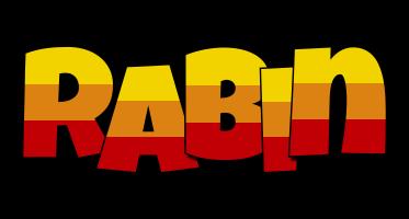 Rabin jungle logo