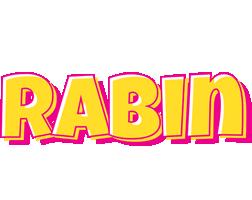 Rabin kaboom logo